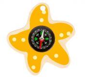 Small Foot Hračka hvězdice žlutá