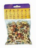 Detoa Mix perlí hnědopřírodní 70g