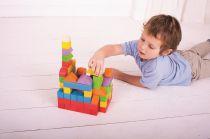 Dřevěné hračky Bigjigs Baby Dřevěné Spojkostky - Střední set Bigjigs Toys