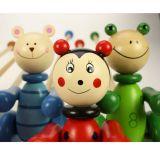 Dřevěné hračky Bigjigs Baby Jezdík opička Bigjigs Toys