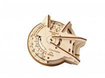 Ugears 3D dřevěné mechanické puzzle STEM LAB Curvimeter
