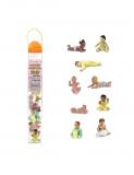 Dřevěné hračky Safari Ltd - Tuba - Miminka