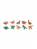 Dřevěné hračky Safari Ltd - Tuba - Mláďata dinosaurů