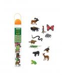 Dřevěné hračky Safari Ltd - Tuba - V lese