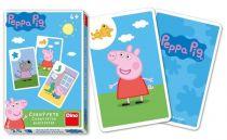 Dino Hrací karty Peppa Pig Černý Petr