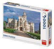 Dino Puzzle Zámek Hluboká 1000 dílků