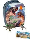 Animal Planet 3D batoh Dinosauři
