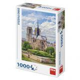 Dino Puzzle Katedrála Notre Dame 1000 dílků