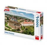 Dino Puzzle Kutná Hora 1000 dílků