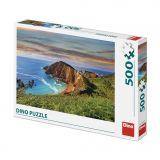 Dino Puzzle Mořský útes 500 dílků