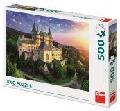 Dino Puzzle Zámek Bojnice 500 dílků