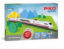 Piko Startovací sada Osobní vlak ICE 3 - 57094