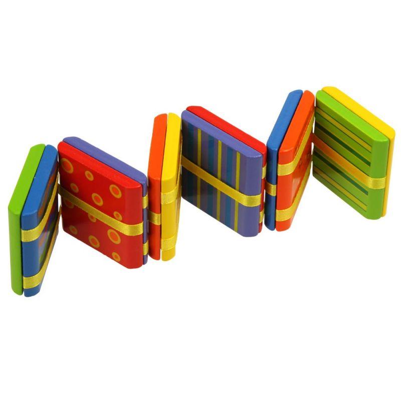 Dřevěné hračky Bigjigs Toys Barevné kouzlo