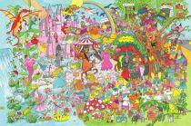 Bigjigs Toys Puzzle fantasyland 48 dílků