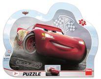 Dino Puzzle Cars 3: Blesk McQueen 25 dílků