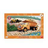 Dino Puzzle Tatra puzzle 15 dílků