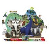 Dino Puzzle Zafari 25 dílků
