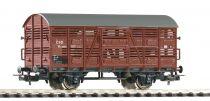 Piko Krytý nákladní vagón pro přepravu zvířat ČSD III - 58901