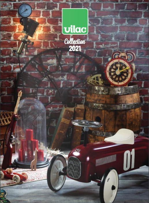 Dřevěné hračky Vilac katalog hraček 2021 tištěný