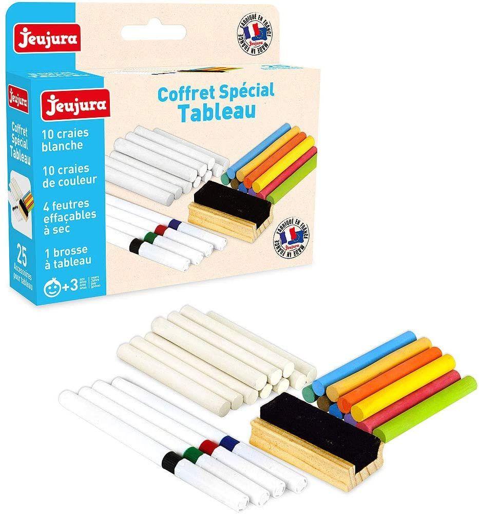 Dřevěné hračky Jeujura Sada na tabule