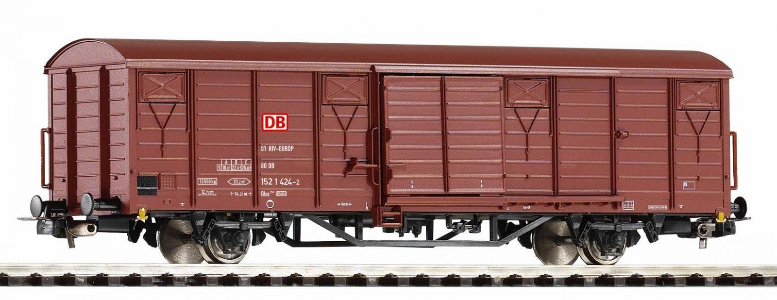 Dřevěné hračky Piko Krytý vagon Gbs258 DB AG V - 54449