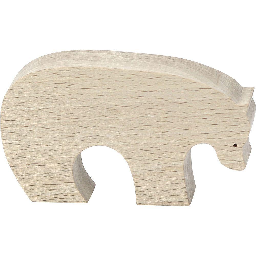 Dřevěné hračky Vilac Hnědý medvěd