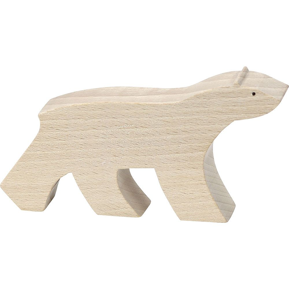 Dřevěné hračky Vilac Lední medvěd