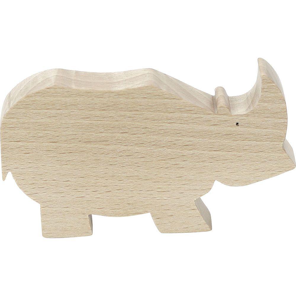 Dřevěné hračky Vilac Nosorožec