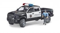 Bruder Policejní auto RAM s policistou