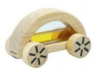 PlanToys Wautomobil 1 ks žlutý