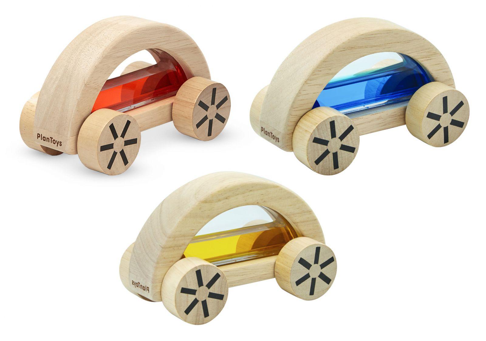 Dřevěné hračky PlanToys Wautomobil
