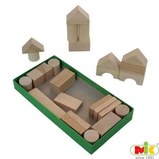 Dřevěná Stavebnice Ondra