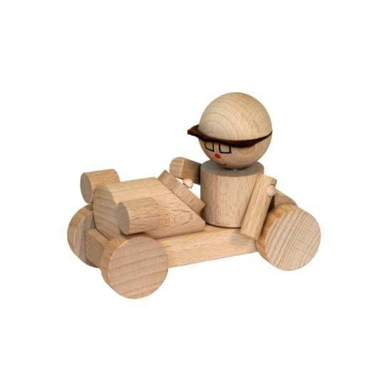 Dřevěné Závodní auto