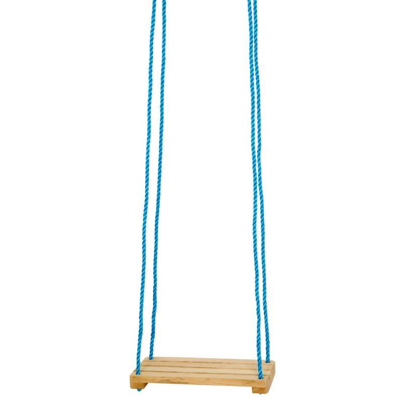 Dřevěné hračky Bigjigs Toys Dřevěná houpačka