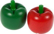 Bigjigs Toys dřevěné potraviny - Paprika 1ks