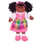 Bigjigs Toys Látková panenka Jessika 28 cm