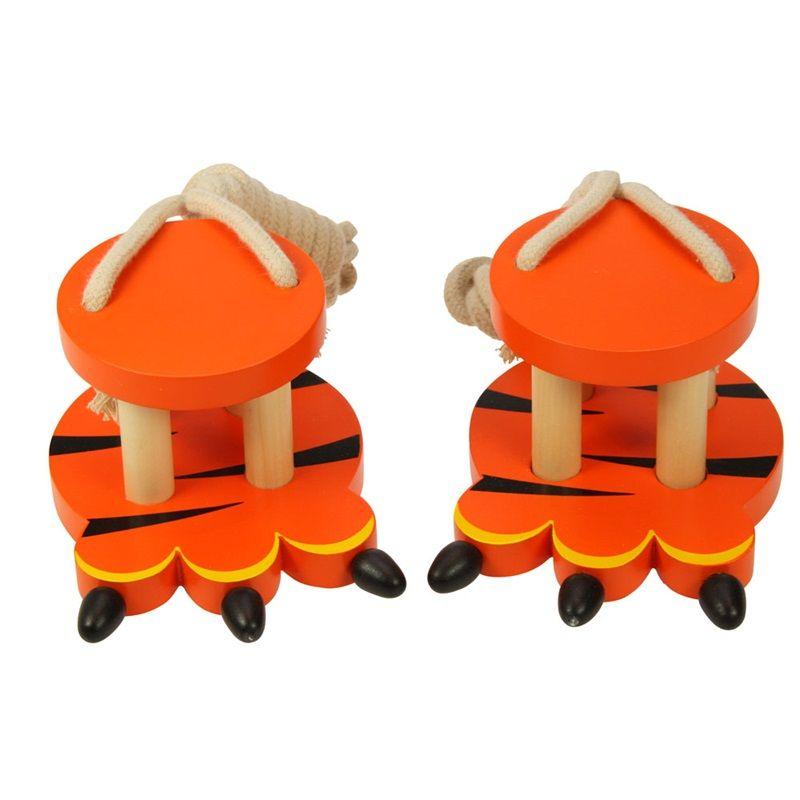 Dřevěné hračky Bigjigs Toys Tygří tlapy