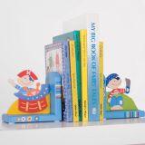 Dřevěné hračky Bigjigs Toys Opěrky knih Piráti sada 2 ks