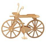 Woodcraft Dřevěné 3D puzzle kolo