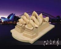 Woodcraft Dřevěné 3D puzzle Opera v Sydney