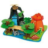 Dřevěný ostrov dinosaurů - Dinopark
