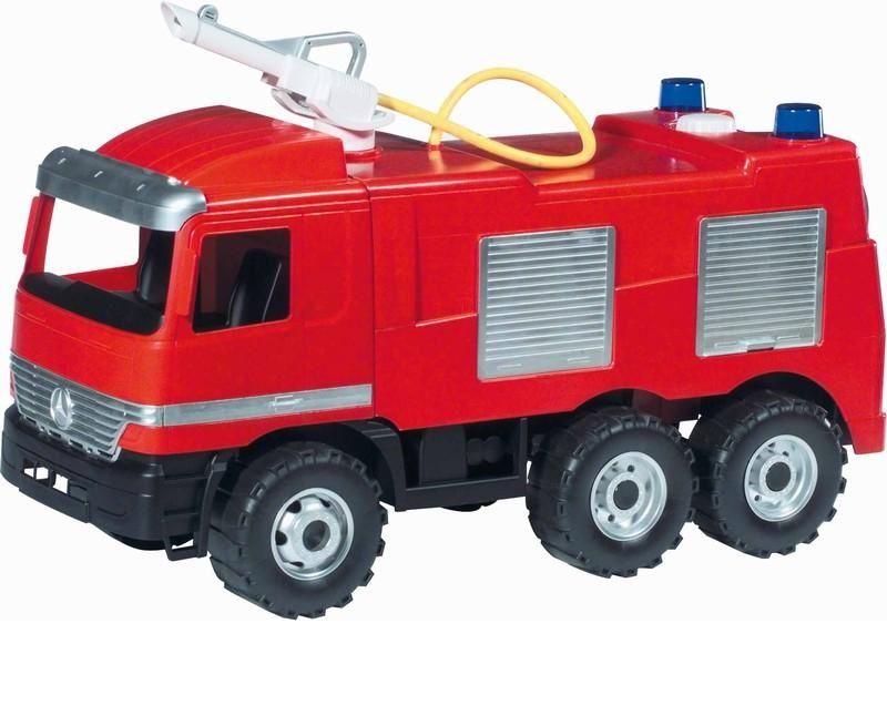 Dřevěné hračky Mercedes požární auto Lena