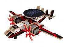 RoboTime - Vojenské solární letadlo s radarem -P340S barevné