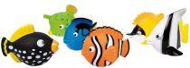 Stříkající zvířátka, ryby