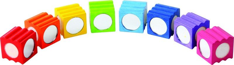 Dřevěné hračky Voila Dřevěné spojovací kostky