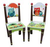 Fantasy Fields - Kouzelný les - Set 2 židličky