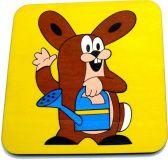 DoDo Skládací obrázek puzzle zajíc