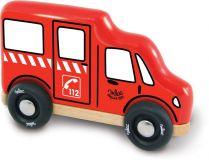 Vilac Dřevěné hasičské auto