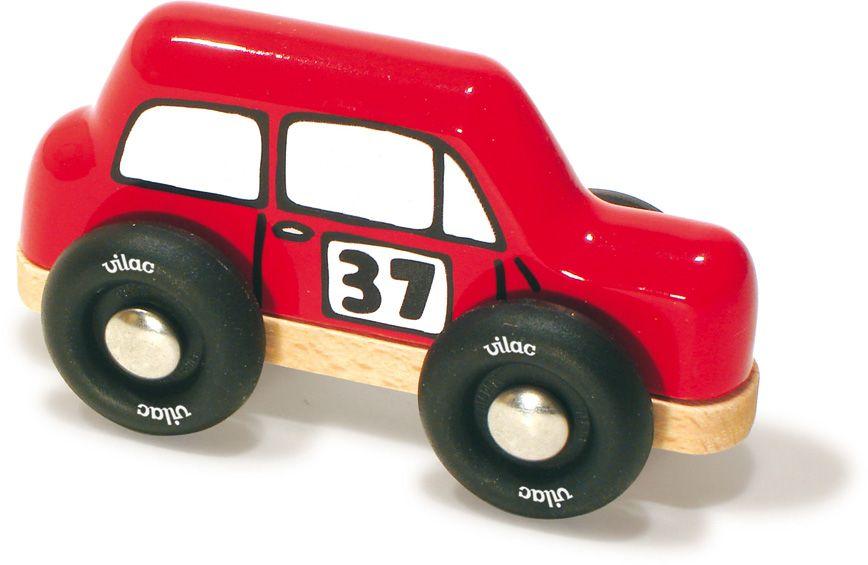 Dřevěné hračky Dřevěná hračka Vilac - Dřevěné osobní auto