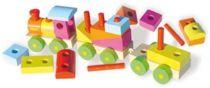 Dřevěná hračka Vilac - Velký dřevěný vláček